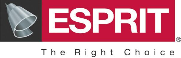 Esprit . Лучший программный инструмент для производства