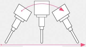 Функция контроля центральной точки инструмента