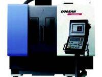 Вертикально-фрезерные обрабатывающие центры Doosan серии FM linear