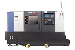 Токарно-горизонтальные станки с ЧПУ Doosan серии PUMA 2100/2600/3100
