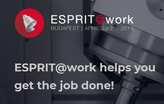 Специалисты компании «ВариТек» принимают участие в Конференции по программным продуктам ESPRIT