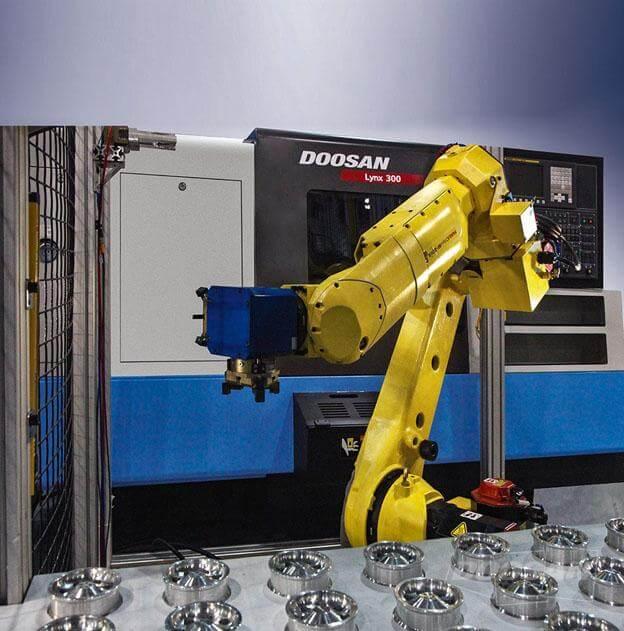 Робот-манипулятор Doocell