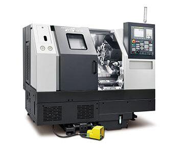 Компактный горизонтальный токарный центр Doosan серии LEO 1600