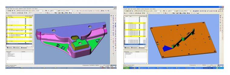 3D-моделей деталей