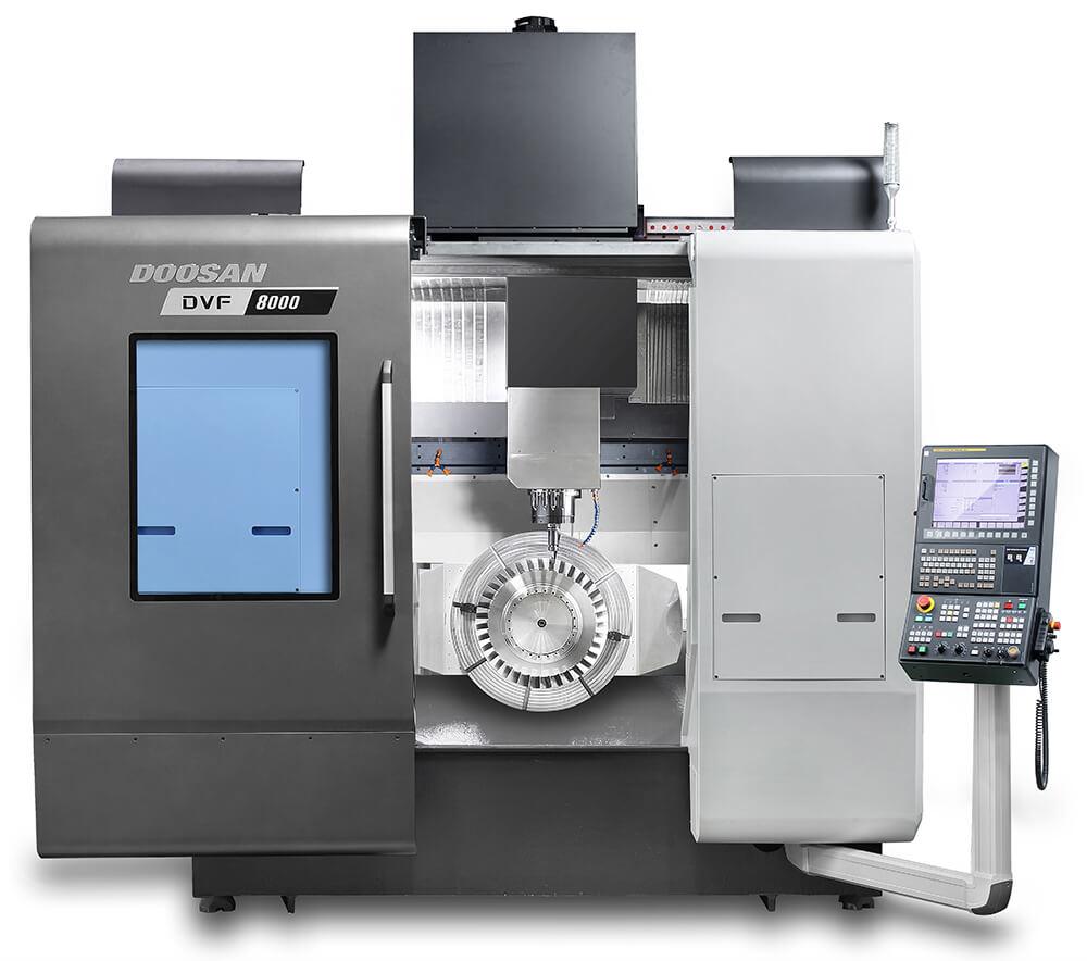Модель DVF 8000