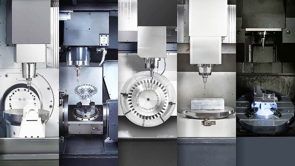 Обзор оборудования для 5-осевой обработки: изготавливаем сложные детали за один установ
