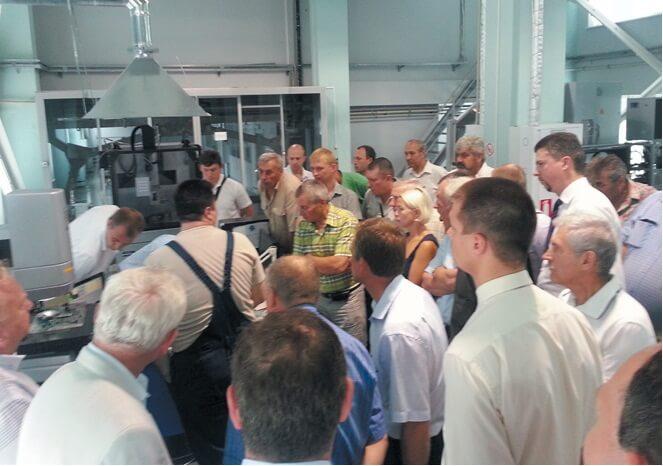 Группа компаний «ВариУс»: комплексные решения по металлообработке для предприятий концерна «Укроборонпром»