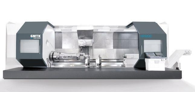Горизонтальные многофункциональные станки GMTK серии ACCURACER HR