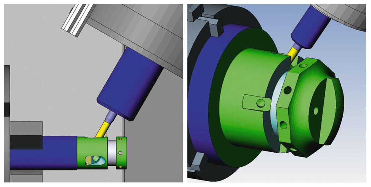 Лучшая CAM-система для управления осью «B» в токарно-фрезерных операциях