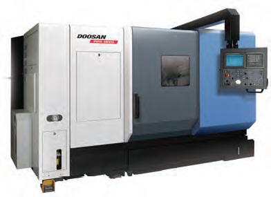 Токарные станки DOOSAN для обработки алюминевых дисков серии PUMA AW560 / 660