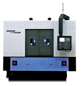 Токарные станки DOOSAN для обработки алюминевых дисков серии PUMA VAW700 / 800
