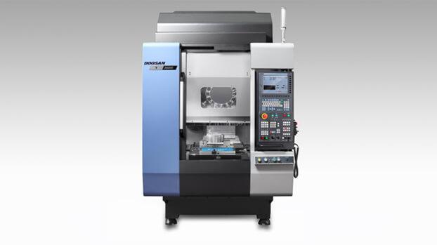 Новая модель T 3600D — высокопроизводительный фрезерный центр с двойной паллетой