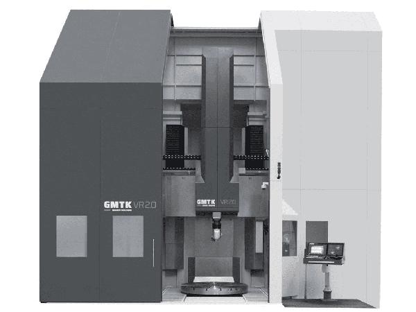 Вертикальные многофункциональные станки GMTK серии ACCURACER VR