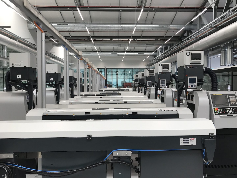 LNS — полный комплекс вспомогательного оборудования