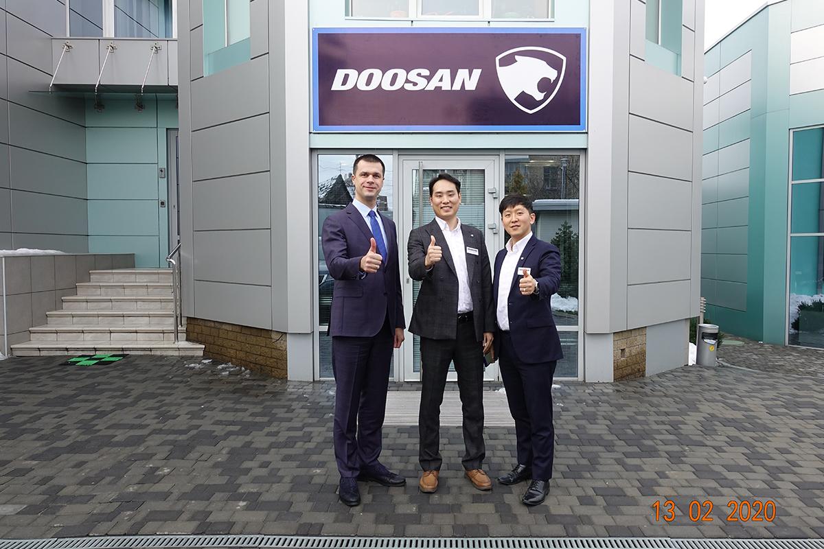 Технічний семінар DOOSAN 2020