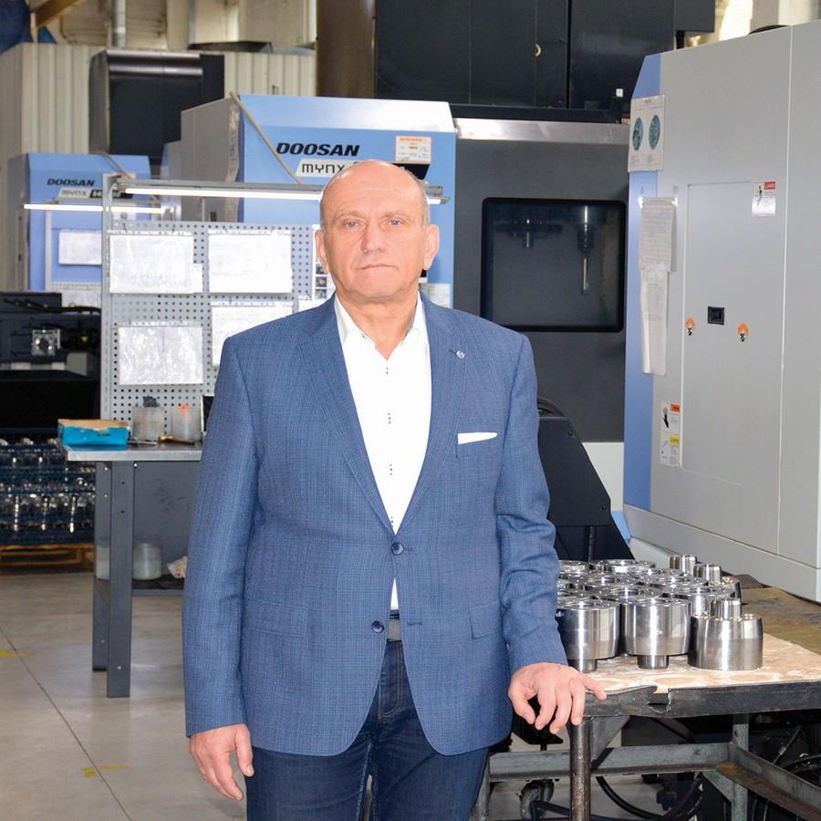 Современные станки DOOSAN в станочном парке «Гидросила АПМ» — завода XXI века!