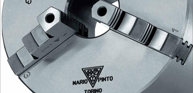MARIO PINTO — патроны и зажимные приспособления для любых задач