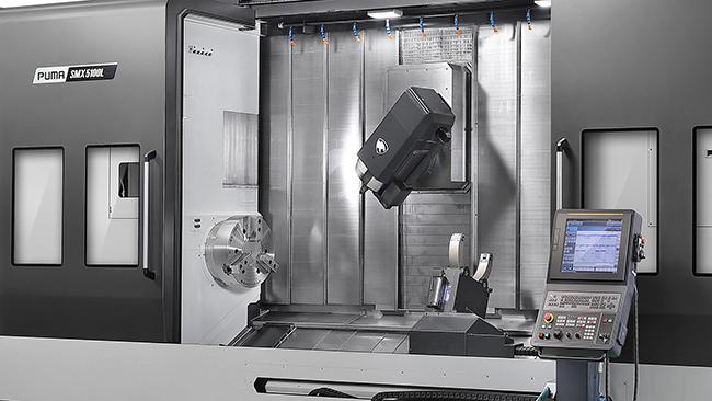 Масштабируйтесь для серьезных проектов – с  новой моделью PUMA SMX5100L/LS от DOOSAN