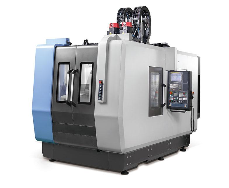 Двухшпиндельный обрабатывающий центр XC 4000-2SP