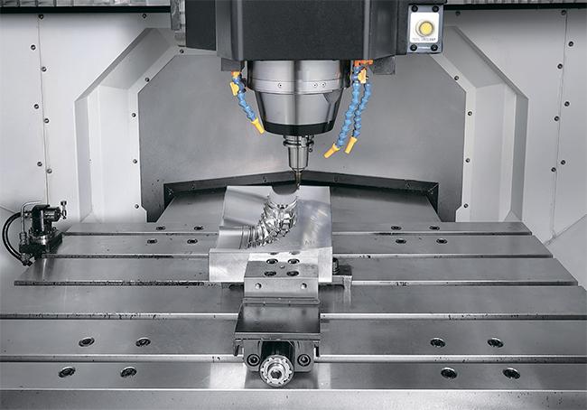 Вертикальный обрабатывающий центр MP 6500 — лучшее решение для обработки пресс-форм